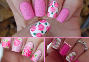 Best Pink Nail Designs Nail Art Designs 2018 Foodfestivalle
