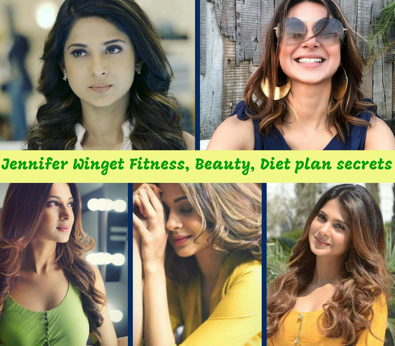Jennifer Winget Beauty Secrets, Fitness Secrets and Diet ...
